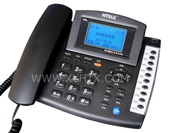 1000小时录音电话机